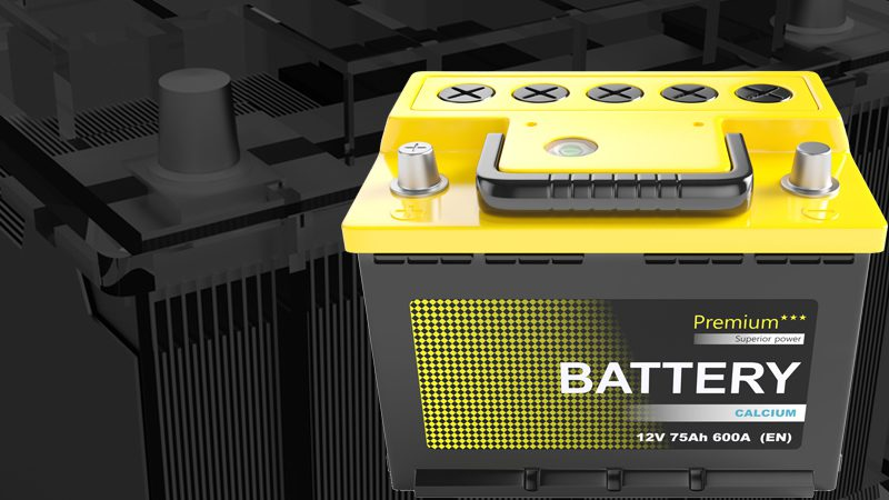 automotive battery science how batteries work. Black Bedroom Furniture Sets. Home Design Ideas