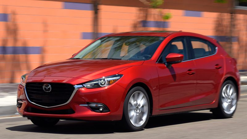 checking out the 2017 mazda3 5 door grand touring. Black Bedroom Furniture Sets. Home Design Ideas