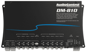 OEM Sound System Measurements